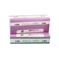 Mesorelle Needles Box 30G x 0.30 x 6mm