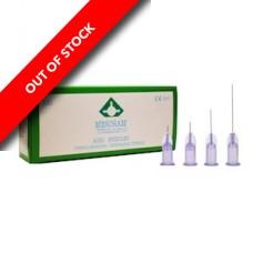 Mesoram Microinjection Needles Box 30G x 0.30 x 13mm EXTW