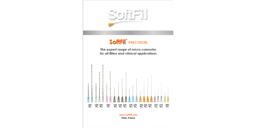 SoftFil Precision Cannulas Brochure (EN)